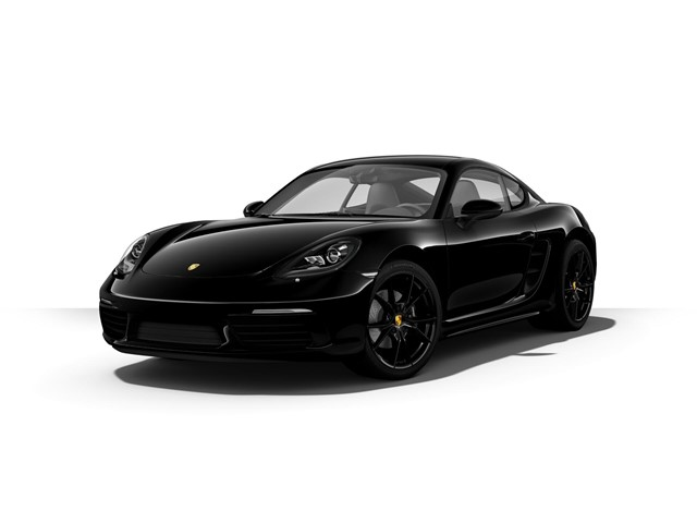 New 2019 Porsche 718 Cayman