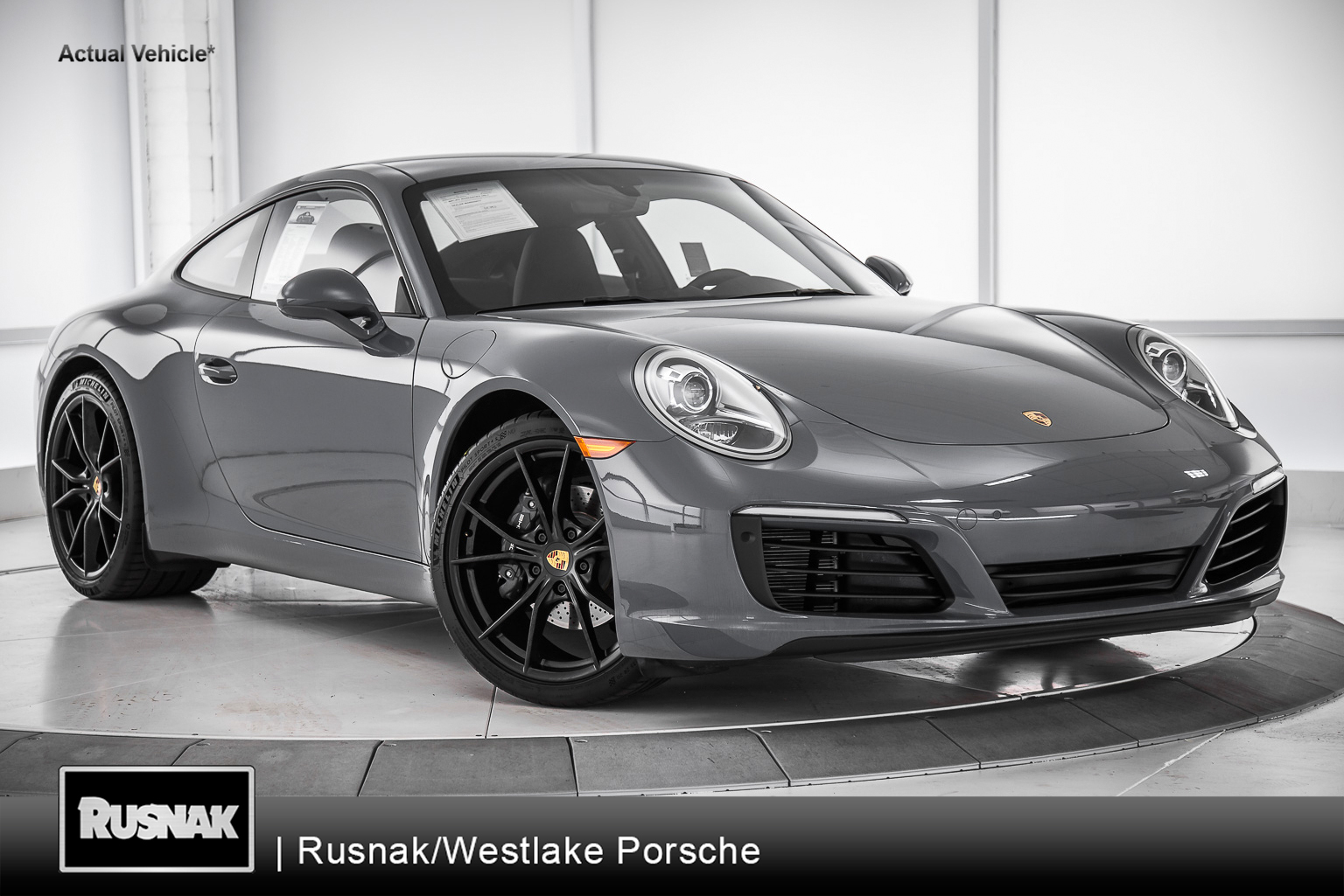 Certified Pre-Owned 2018 Porsche 911 Coupe
