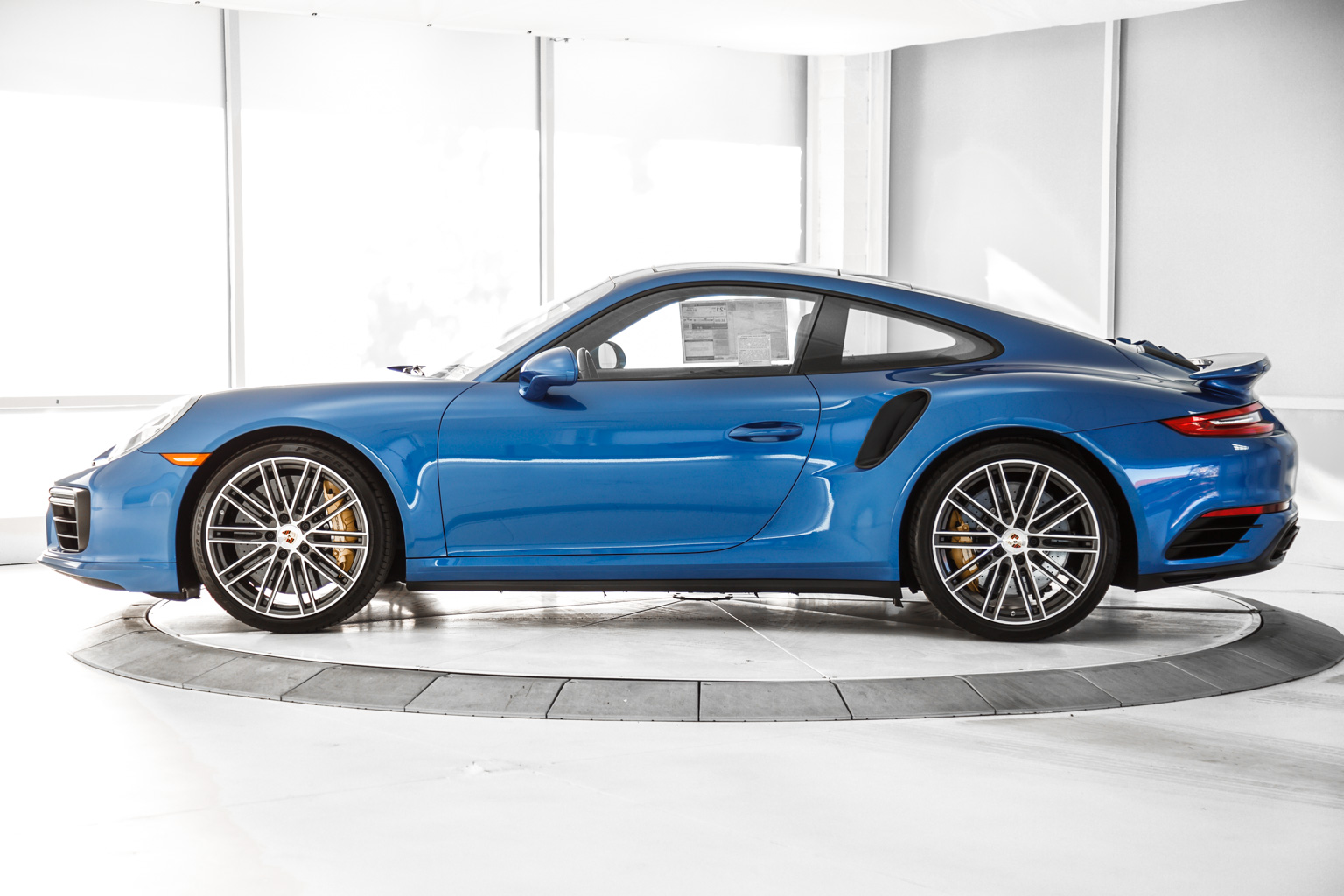 Certified Pre-Owned 2017 Porsche 911 Turbo S
