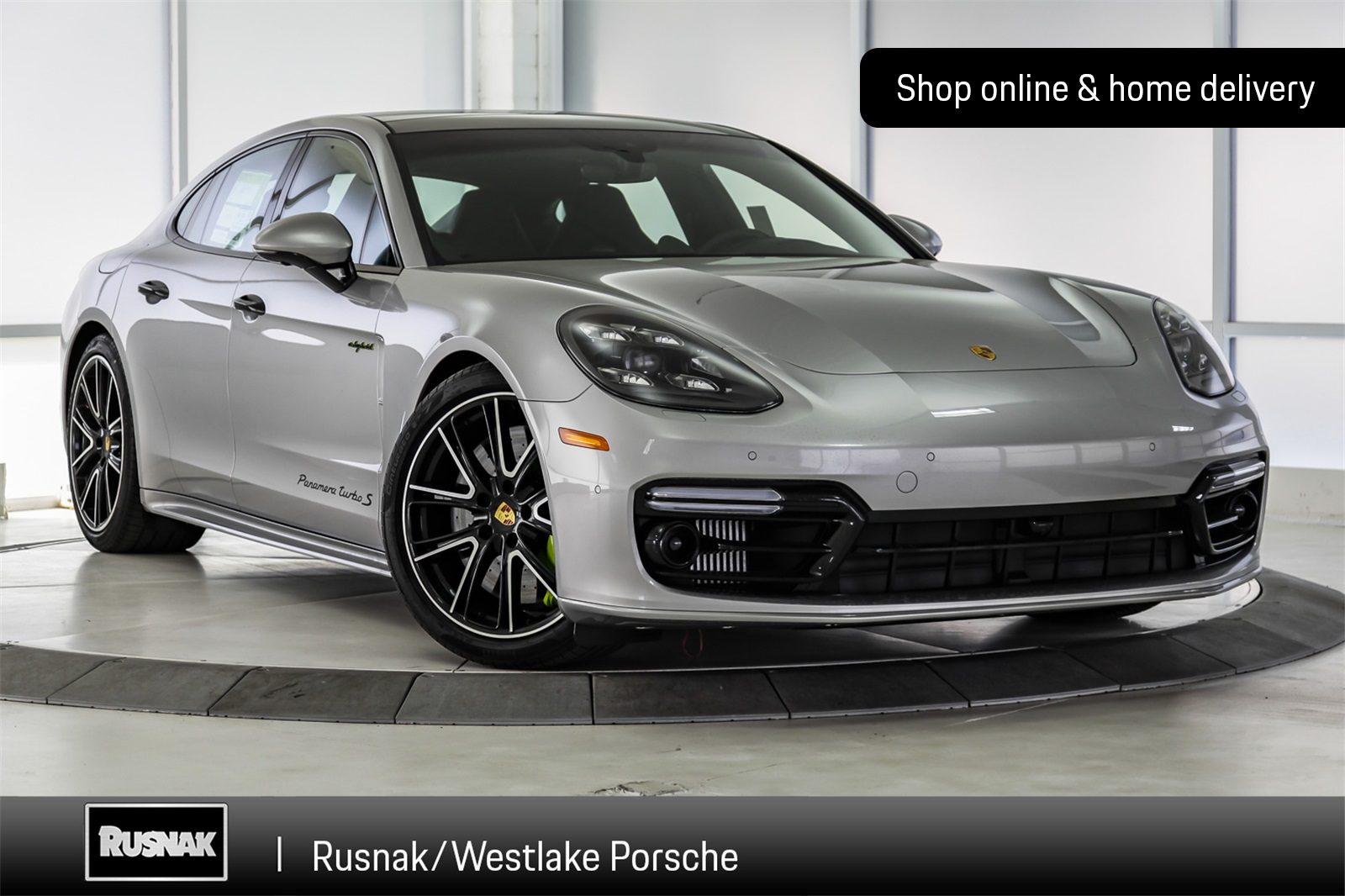 New 2020 Porsche Panamera E Hybrid Turbo S 4d Hatchback In Thousand Oaks 23200616 Rusnak Westlake Porsche