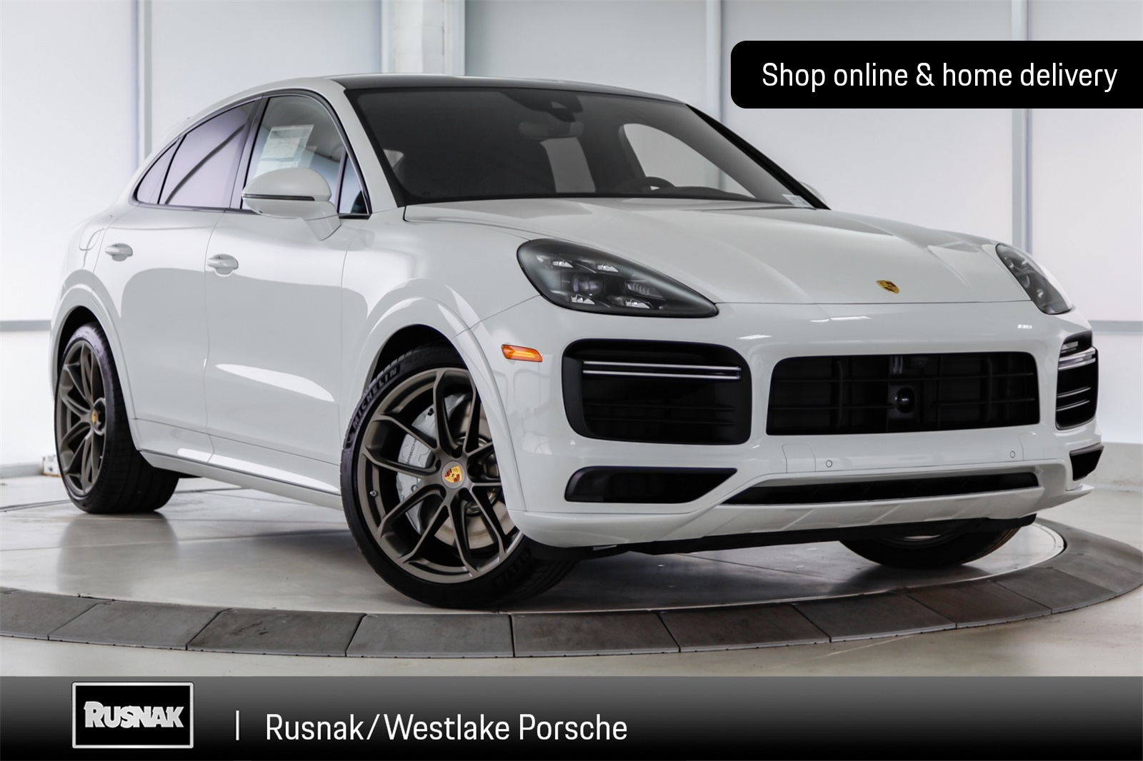 New 2020 Porsche Cayenne Coupe Turbo 4d Sport Utility In Thousand Oaks 23200679 Rusnak Westlake Porsche