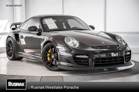 Certified Pre-Owned 2011 Porsche 911 GT2 RS