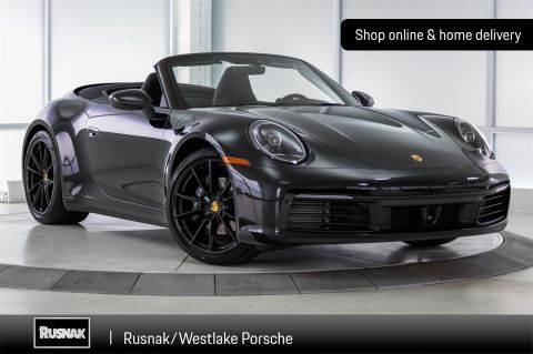 New 2020 Porsche 911 Carrera